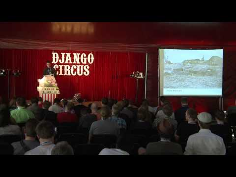 Image from DjangoCon EU 2013: Przemek Lewandowski - How to combine JavaScript & Django in a smart way