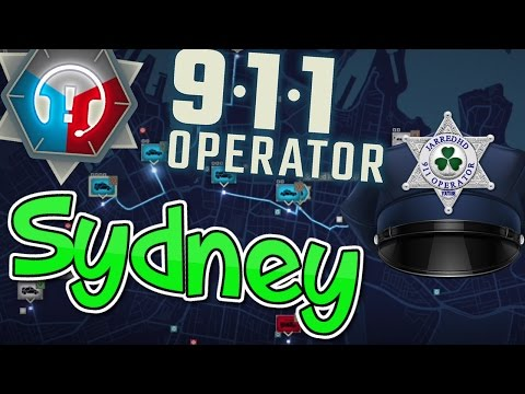 Sydney - Let's Play - (911 Operator Game)