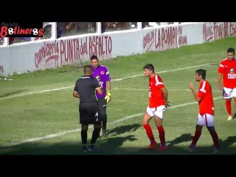 Independiente 3 Villa Dolores 2 GOLES  Federal C 2017