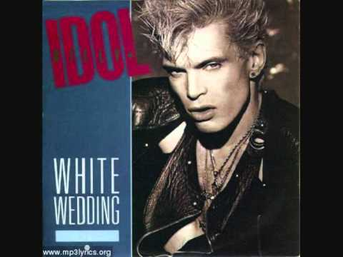 Billy Idol - White Wedding (instrumental Studio Original)