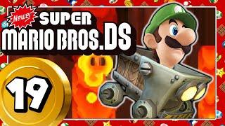 NEWER SUPER MARIO BROS. DS Part 19: Epicness des Todes Super Mario Edition