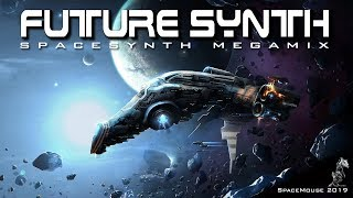 Future Synth - Spacesynth Megamix (SpaceMouse) [2019]