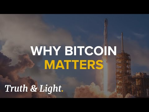 The World's Control Chain And Why Bitcoin Matters - Truth And Light Ep.1