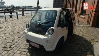 Elektroauto Mia - Günstiger Stromer