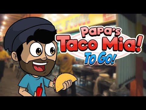 LOS TACOS MÁS RICOS DEL MUNDO   Papa's Taco Mia!