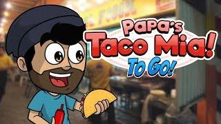 LOS TACOS MÁS RICOS DEL MUNDO | Papa's Taco Mia!