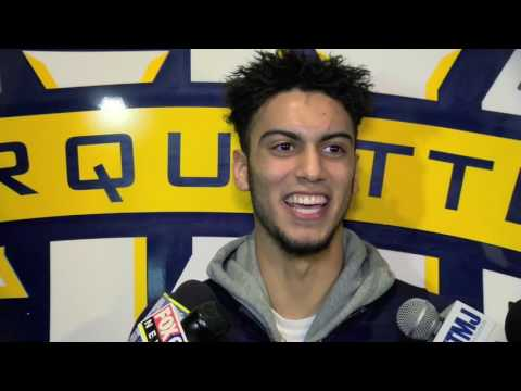 Marquette Basketball Media Availability - Villanova - Jan. 5, 2017