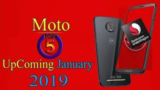 Moto Top 5 Best Mobiles UpComing 2019 ! Price and Launch Date ! Quick Review