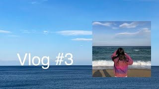 Vlog]속초 1박2일_ 겨울바다 보고 먹고 또 먹기(…