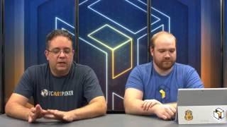 Repeat youtube video FreeNAS Live Build plus Q&A