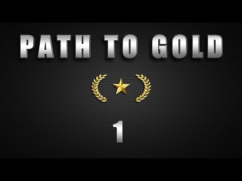 CS:GO Path to Gold - Ep1 - Some randoms thumbnail