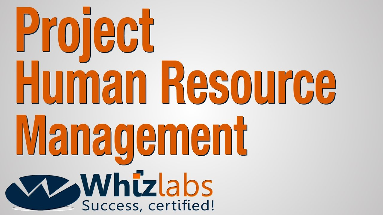 human resource project
