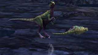 Dinosaur dino hunter DEADLY Shores