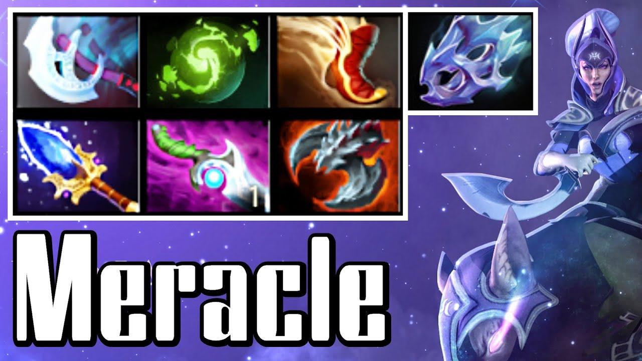 meracle luna dota 2 gameplay ranked 7300 mmr youtube
