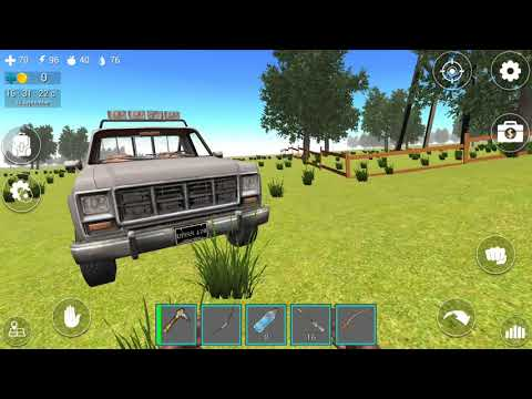 How To Get Vehicle in Ocean Is Home:Survival Island