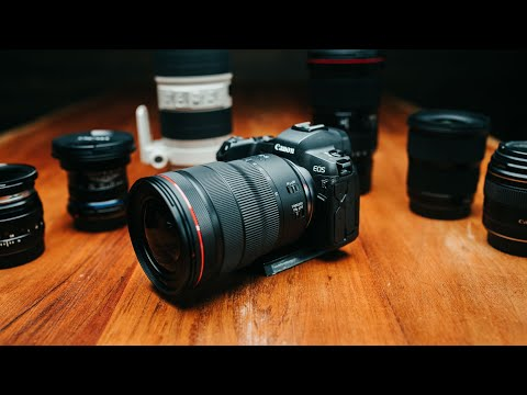 CANON RF 15-35mm F2.8 IS LENS REVIEW - The Only Lens I NEED