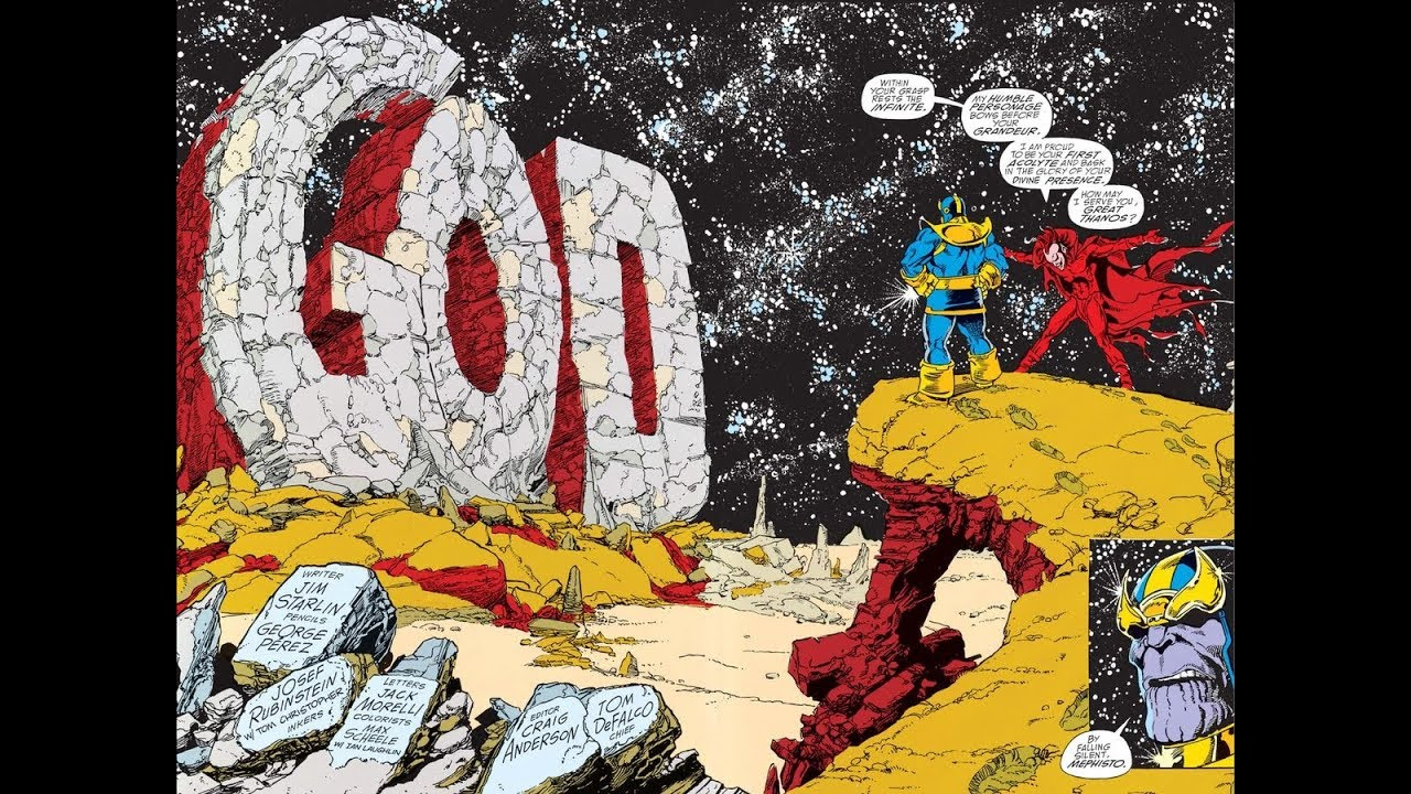 Marvel Comics:Infinity Guanlet Graphic Novel Review Part I