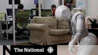 What will our jobs look like when employers go droid?
