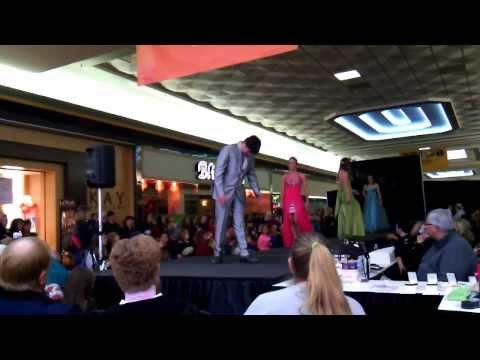 Abilene Bridal and Formalwear, prom fashion show