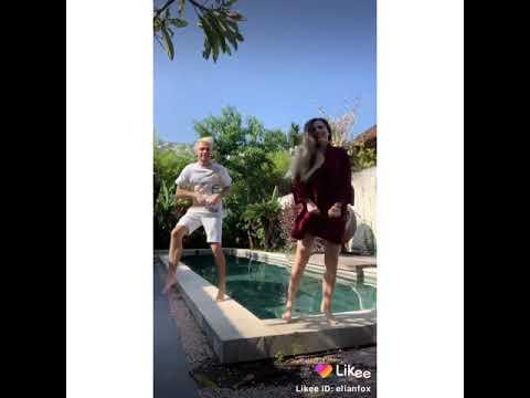 Лисичка Элина и масей на Бали 2 часть
