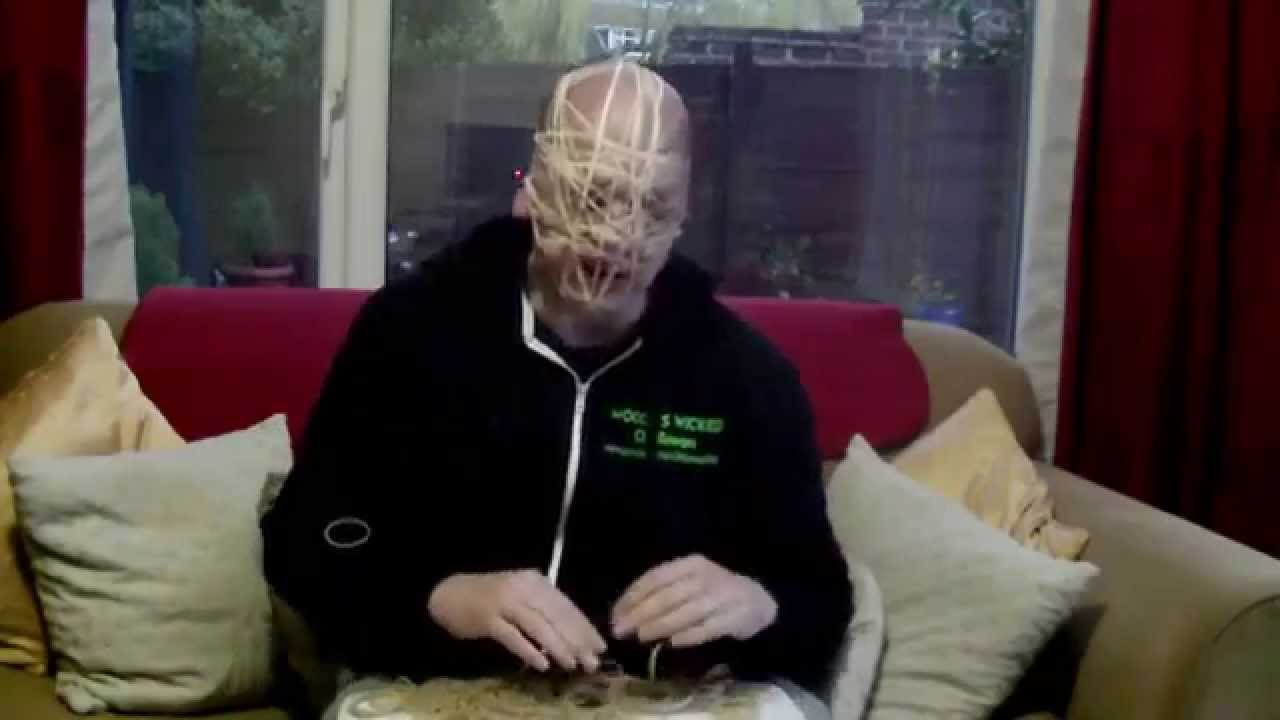 Rubber Band Challenge look like a mess - YouTube