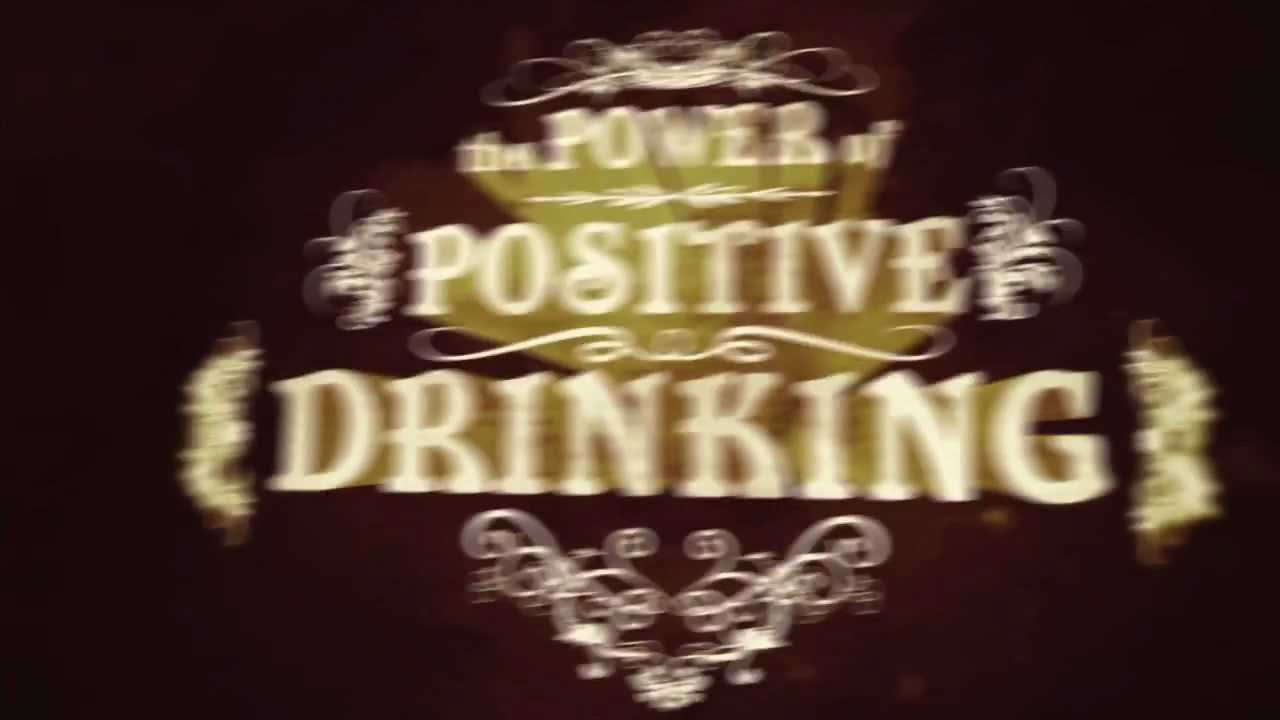 the power of drinking Lyrics to 'the power of positive drinking' by lou reed.