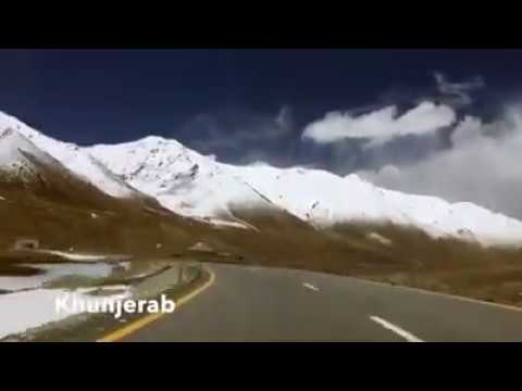 Best Road in the World ( Between Karakuram, Himalayas & HinduKush )