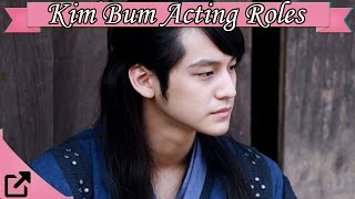 Video Top Kim Bum Drama Acting Roles download MP3, 3GP, MP4, WEBM, AVI, FLV Agustus 2018