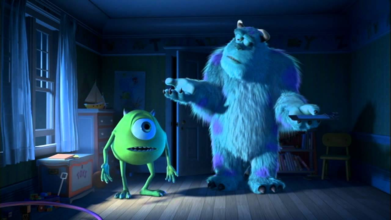 Monsters Inc Trailer Hd Youtube