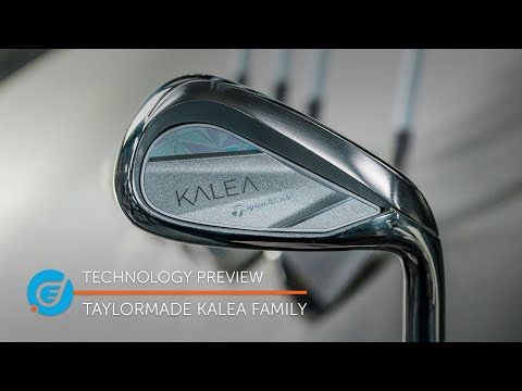 TaylorMade Kalea Family - Golf Clubs Designed Specifically For Ladies