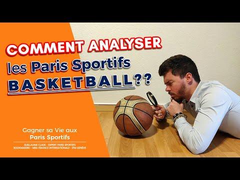 Comment analyser les paris sportifs basketball