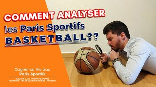 Comment analyser les paris sportifs basketball