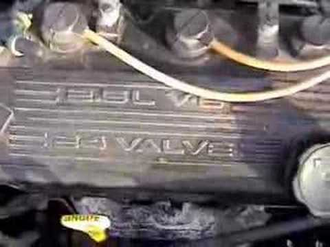 hqdefault chrysler sebring engine mitsubishi v6 2 5l 24v youtube