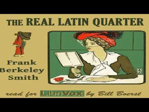 Real Latin Quarter   Frank Berkeley Smith   Art, Design & Architecture   Audio Book   English   1/2