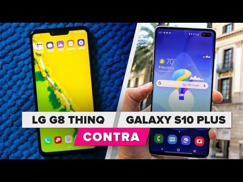 LG G8 vs. Galaxy S10 Plus: ¿Cuál es superior?