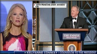 KELLYANNE BITES BACK WHAT SHE SAID ABOUT THE EMMYS IS DRIVING HOLLYWOOD INSANE