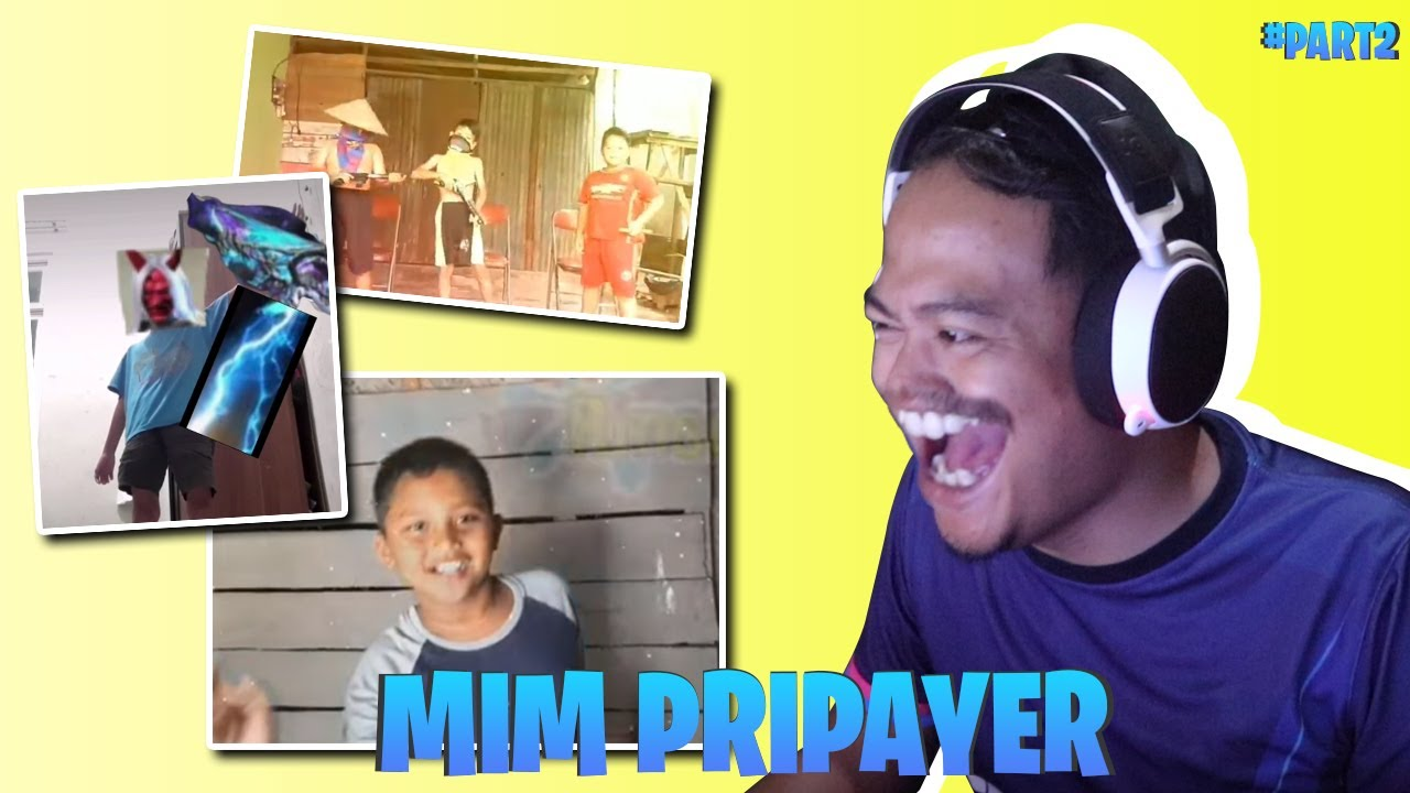 REACTION MIM PRIPAYER! part2