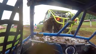 GNCC UTV battle at John Penton 2018