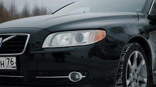Volvo S80 2011 топовой комплектации б/у // Anton Avtoman
