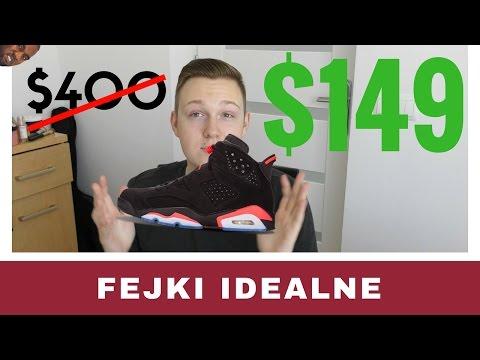 TE PODRÓBKI SĄ IDENTYCZNE JAK ORYGINAŁY! Czyli trochę o podróbkach Nike Air Jordan