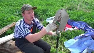 Проблема с новой лопатой и подготовка окон к покраске