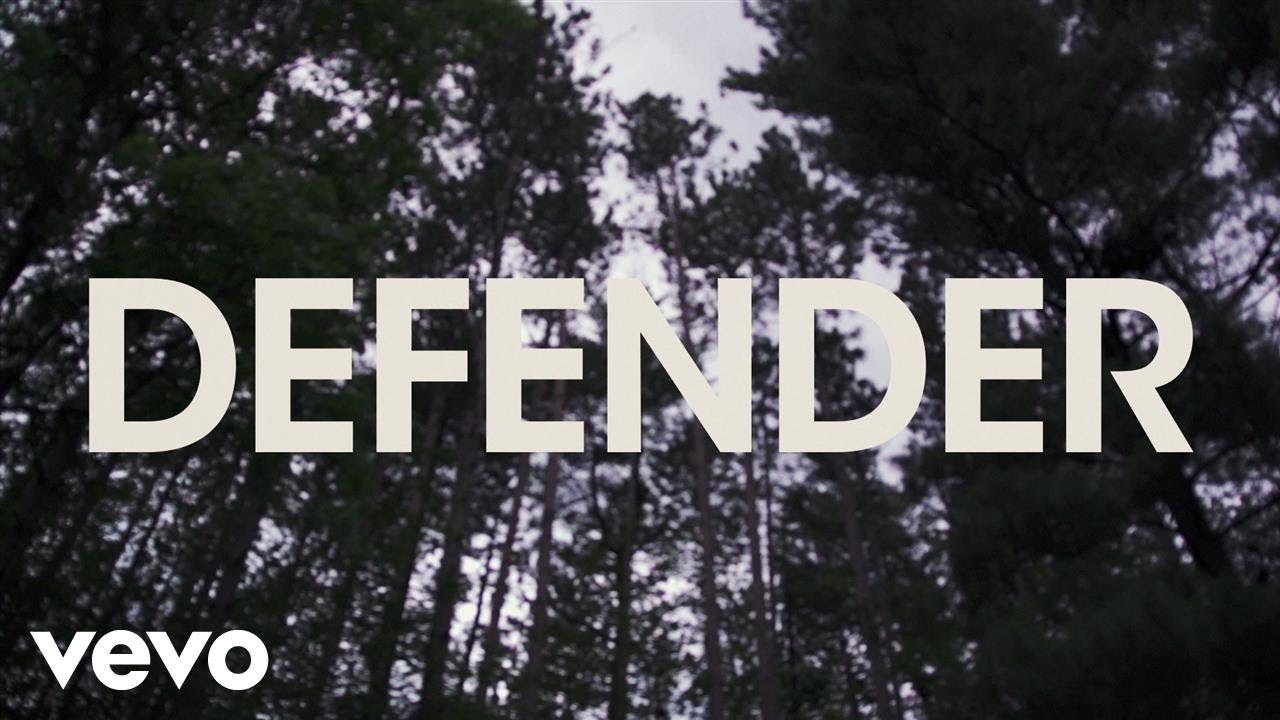 Jeremy Camp - My Defender (Lyric Video)