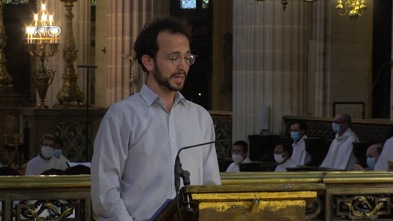 Download Messe du 11 septembre 2020 à Saint-Germain l'Auxerrois