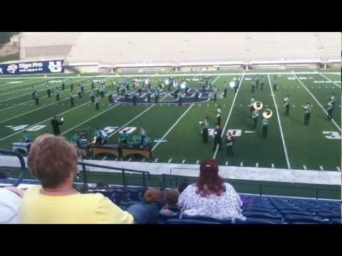 Century High School Marching Band BBI 2012