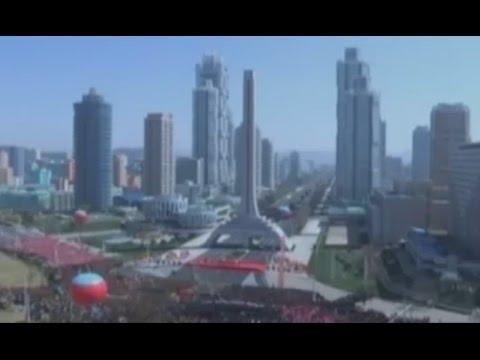 Kim Jong-Un opens 'luxury' skyscraper complex in Pyongyang