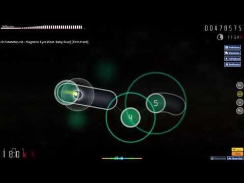 Matrix & Futurebound - Magnetic Eyes [Hard] (3,07) | osu! Beatmap