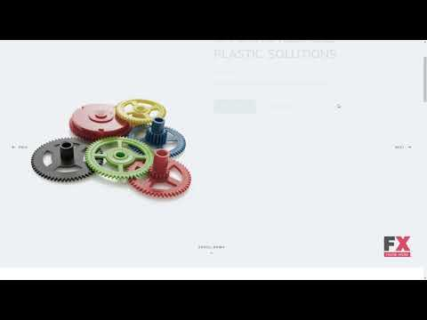 Plastic Goods - Business Multipage Website Template TMT Cairo Bobby