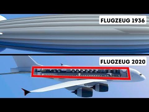 Der einzige Grund, warum modern Flugzeuge besser als die alten sind