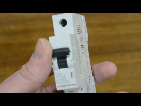 Как правильно подключить электроавтомат