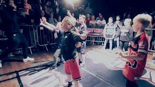 CREW DANCE: Double R vs Ruff Diamond - Crew Dance Battle - The Jump Off 2014